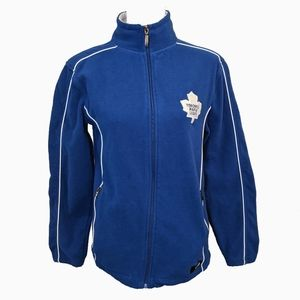 NHL VINTAGE | TORONTO MAPLE LEAFS FULL ZIP